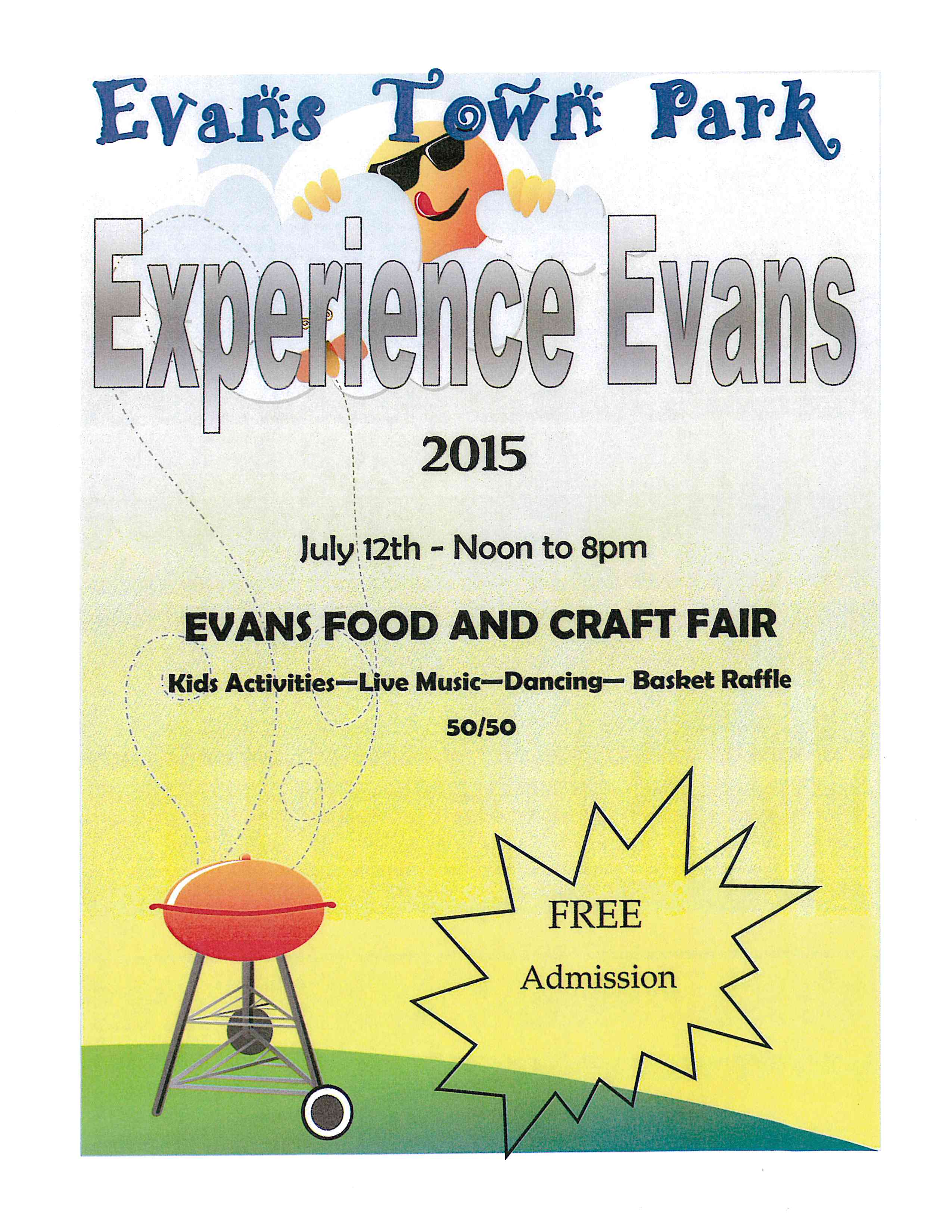 Experience Evans 2015
