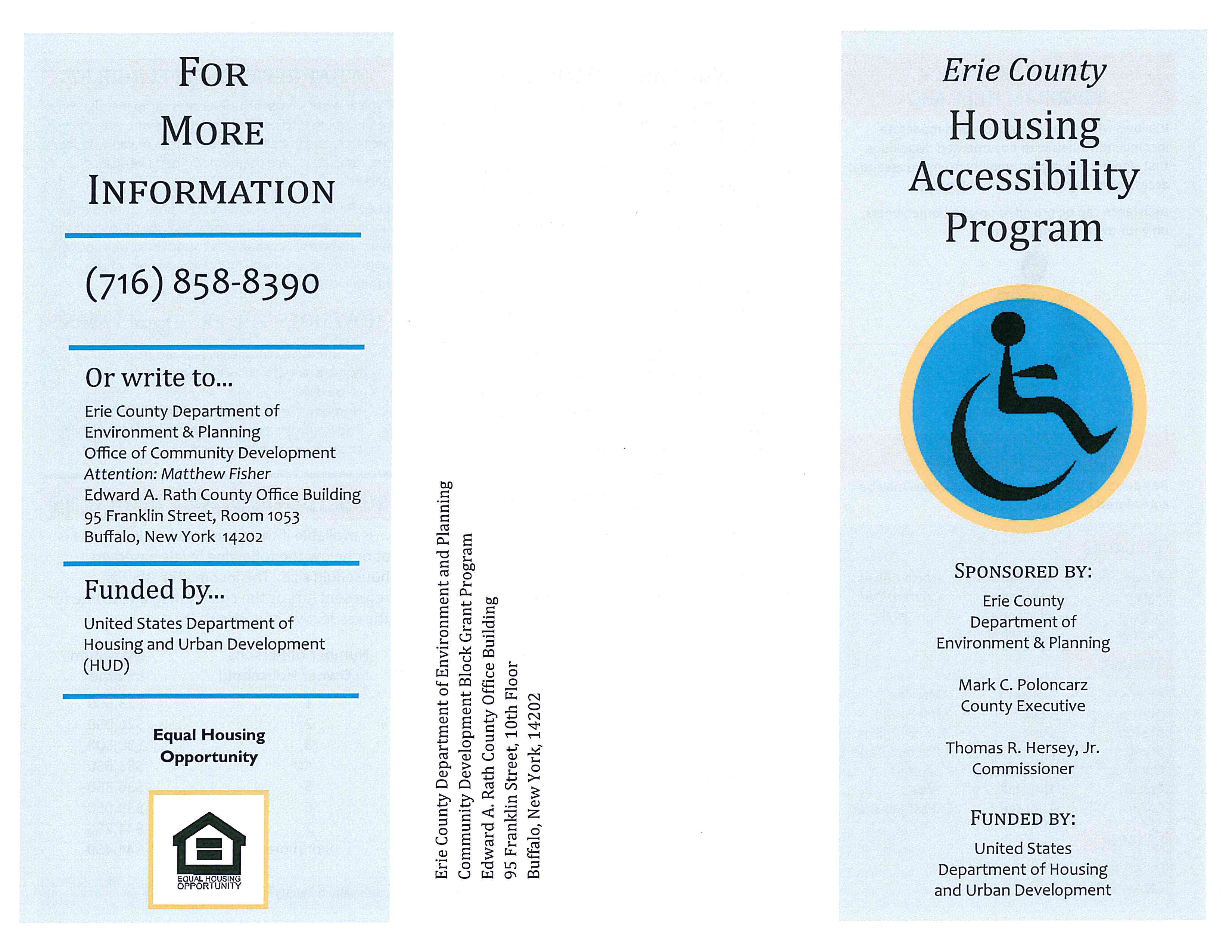 Housing Accessibility Program pg 2