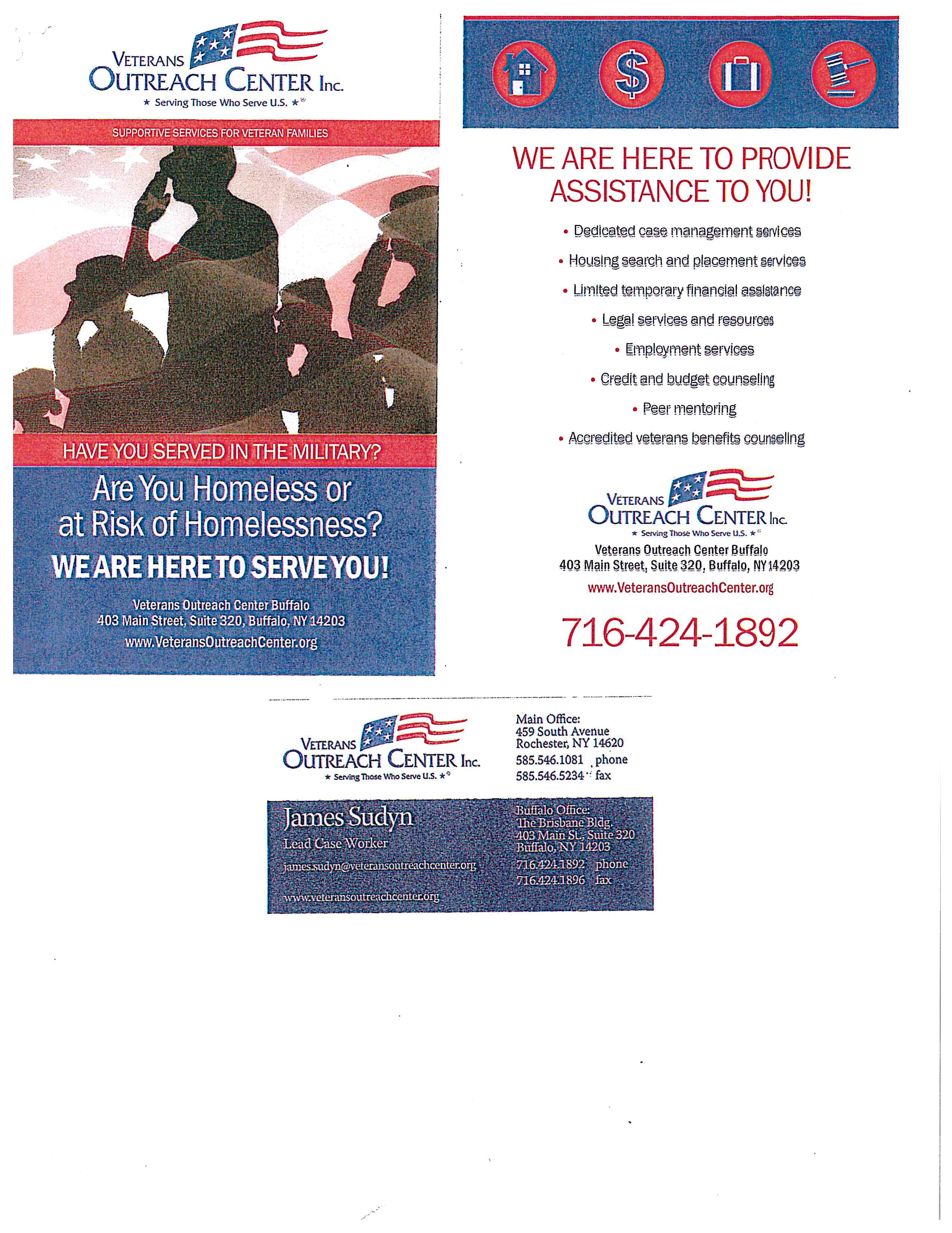 Veterans Outreach Ctr
