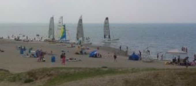 Lake Erie Beach Park