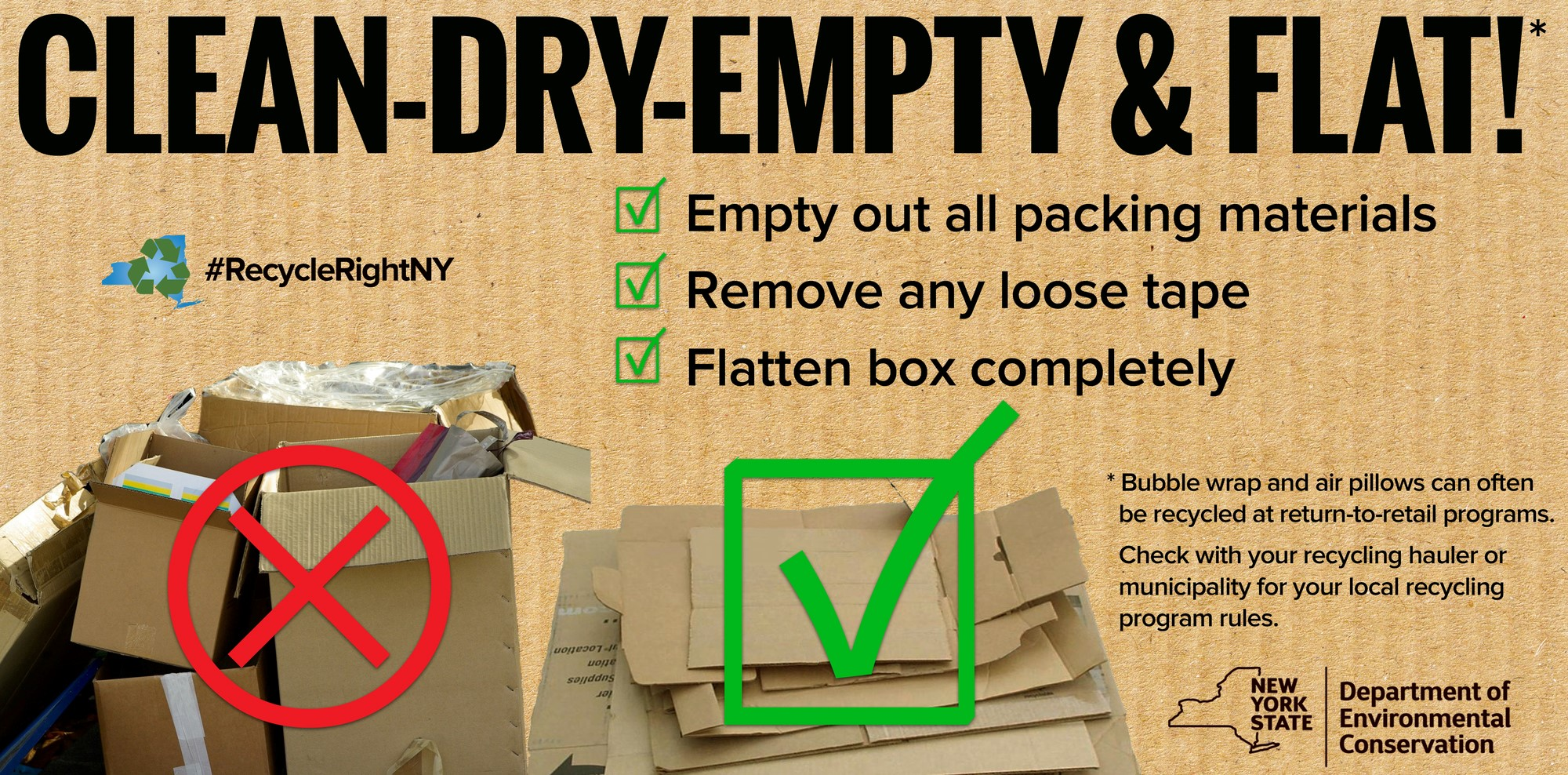 How to Recycle Boxes