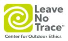 Leave No Trace letterhead