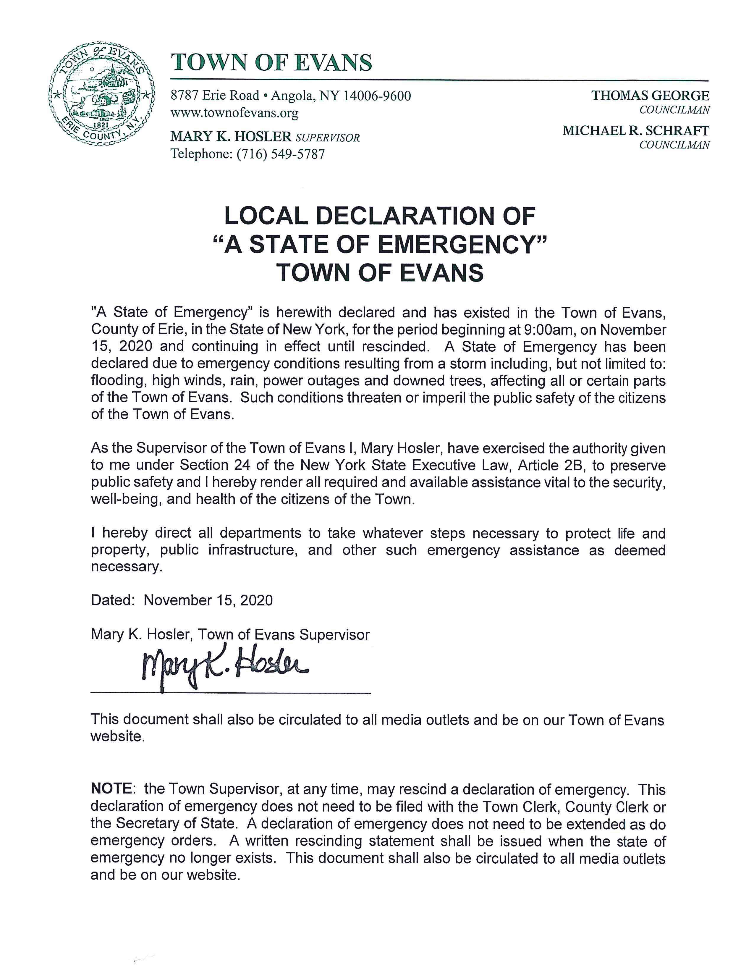 State of Emergency 2020 11 15 001